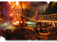 Spring Deal at Pirate's Dinner Adventure