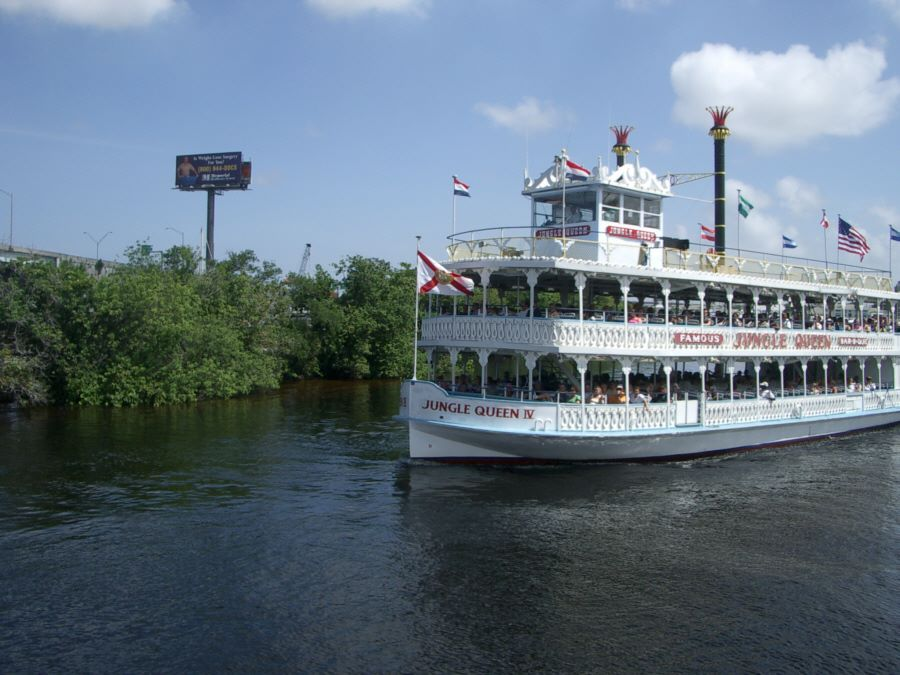 Discounts For Iconic Jungle Queen Boat Tour In Fort