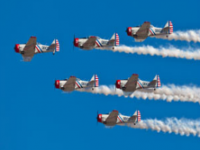 Early purchase discounts for air shows in Florida in October & November