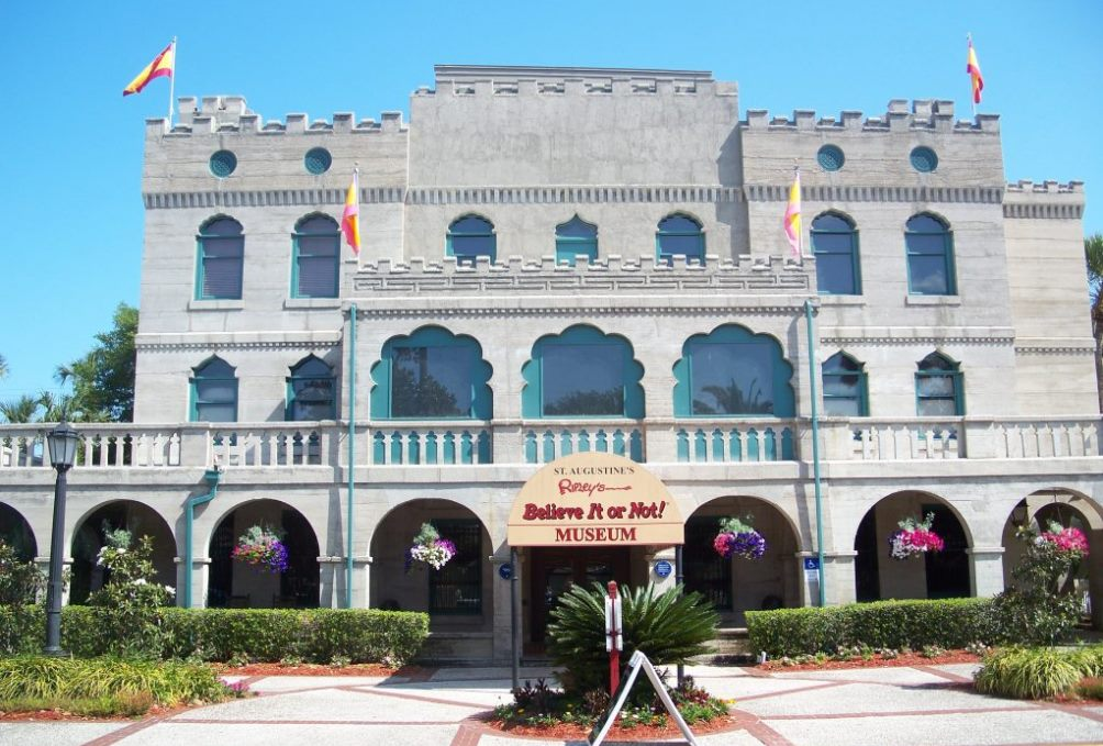st augustine attraction deals