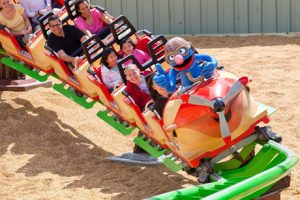 Florida youngsters free at Busch Gardens